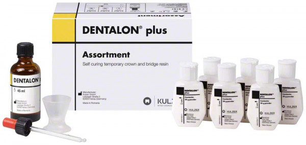 dentalon plus provisorien f llungen praxis dental bauer online shop. Black Bedroom Furniture Sets. Home Design Ideas