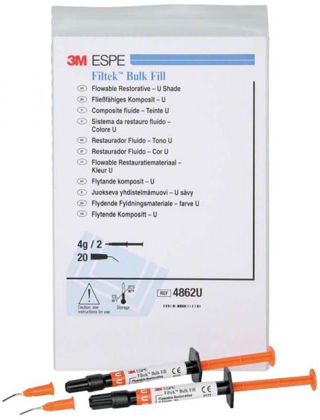 Filtek™ Bulk Fill Flowable | Composite lichthärtend | Füllungen ...
